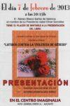 «Latidos contra la violencia de género» en Alicante