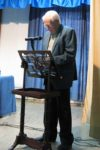 Presentación de la novela «Entre Dos Mundos»