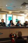 Presentación de Movimiento Escritores pro Derechos Humanos