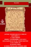 Lectura escenificada de D. Juan Tenorio