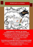 Ricardo Bellveser: la Poesía en el s. XXI