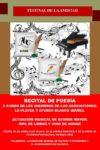 Festival de la Amistad. Recital de Poesía