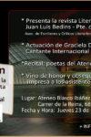 Presentación de la revista Liternauta