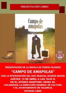 Campo de Amapolas, de Teresa Álvarez
