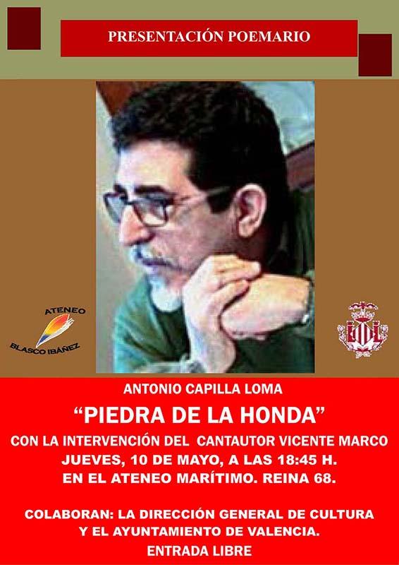 Piedra de la Honda, de Antonio Capilla Loma