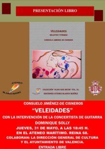 Veleidades de Consuelo Jiménez de Cisneros