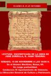 Teatro: D. Juan Tenorio