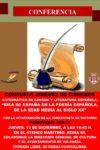 Conferencia: Consuelo Jiménez de Cisneros