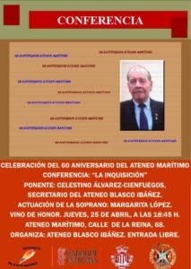 60 Aniversario del Ateneo Marítimo