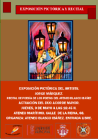 Jorge Márquez: exposición pictórica