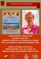 NUEVO: RESEÑA Y VÍDEO: Eumelia Sanz Vaca: Tierra Adentro y Junto al Mar