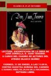 Lectura escenificada de D. Juan Tenorio 2020
