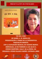 De sol a sol, de Isabel A. M. Miralles.