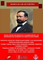 Premiados en el XII Certamen Literario Ateneo Blasco Ibáñez, 2021