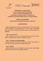 Vídeos de las XIII Jornadas de Escritores Pro Derechos Humanos