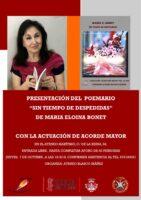 """""""Sin tiempo de despedidas"""" de María Eloina Bonet"""